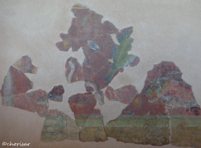 Fresque romaine